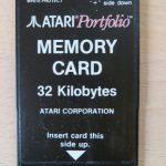 32K Memory Card