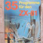 35 Programme für den ZX-81