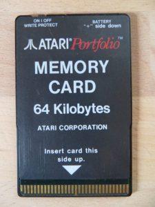 64K Memory Card