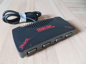 Atari Jaguar Team Tap