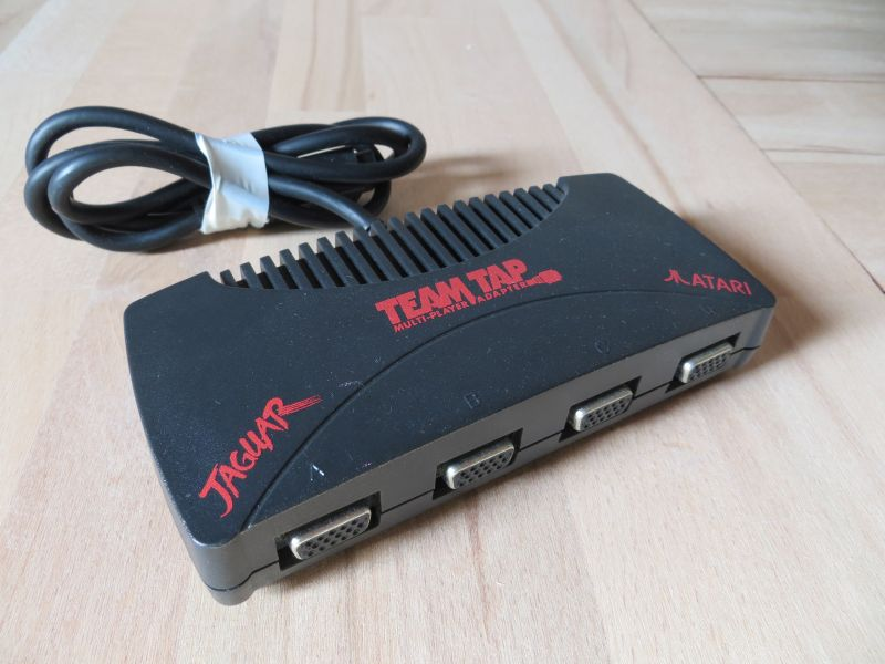 Atari Jaguar Team Tap
