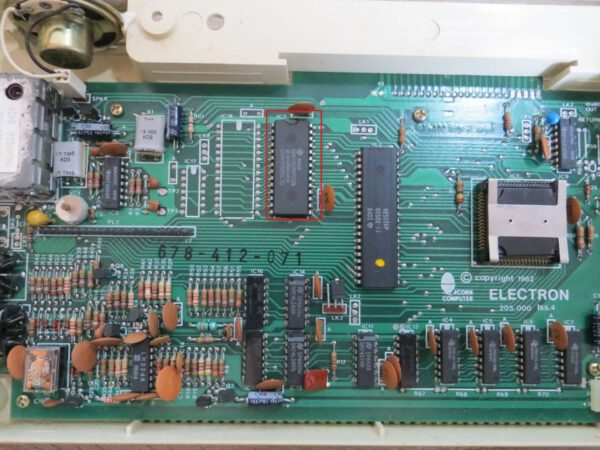Acorn Electron Mainboard ROM