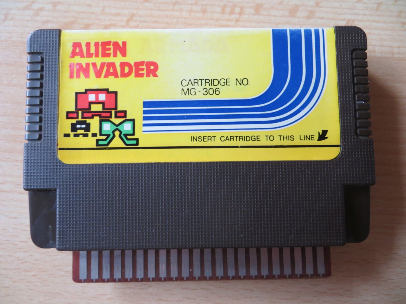 Alien Invader - Cartridge