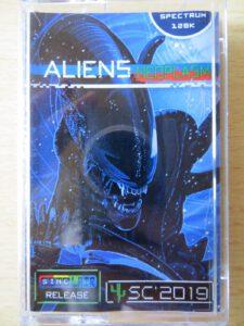 Aliens Neoplasma - Kassette