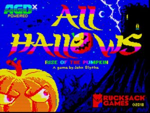 All Hallows - Ladescreen