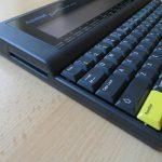 Amstrad NC100 - PCMCIA Slot