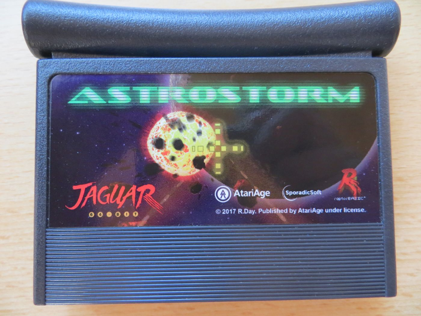 Astrostorm - Cartridge