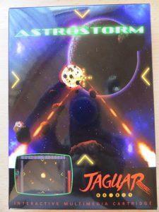 Astrostorm - Vorderseite