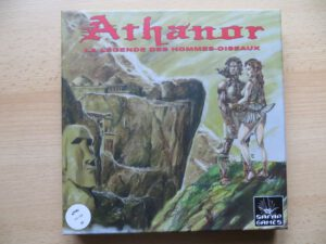 Athanor II - Box Vorderseite