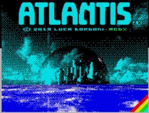 Atlantis - Ladescreen