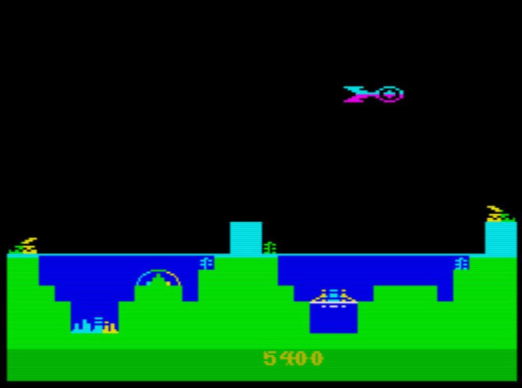 Atlantis - Screen