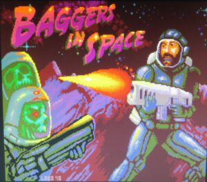 Baggers In Space - Ladescreen