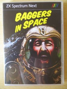 Baggers in Space - Box