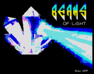 Beams Of Light - Ladescreen