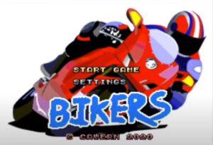 Bikers - Ladescreen