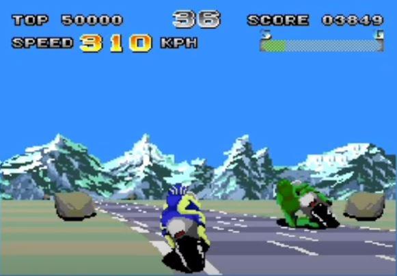 Bikers - Screen