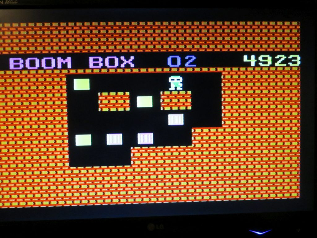 Boom Box - Screen