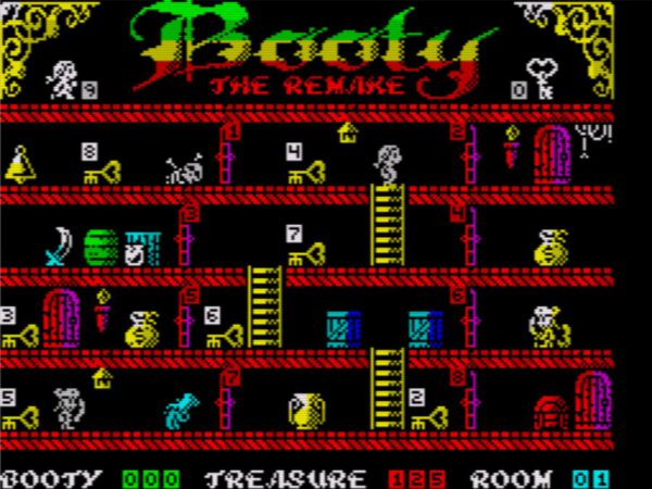 Booty - The Remake - Black Edition