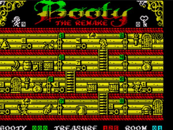 Booty - The Remake - Screen