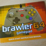 Brawler 64 Instruction Manual