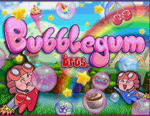 Bubblegum bros - Ladescreen