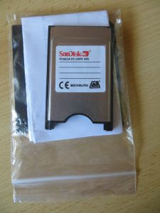 CF PCMCIA Adapter