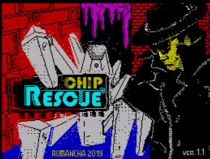 Chip Rescue - Ladescreen