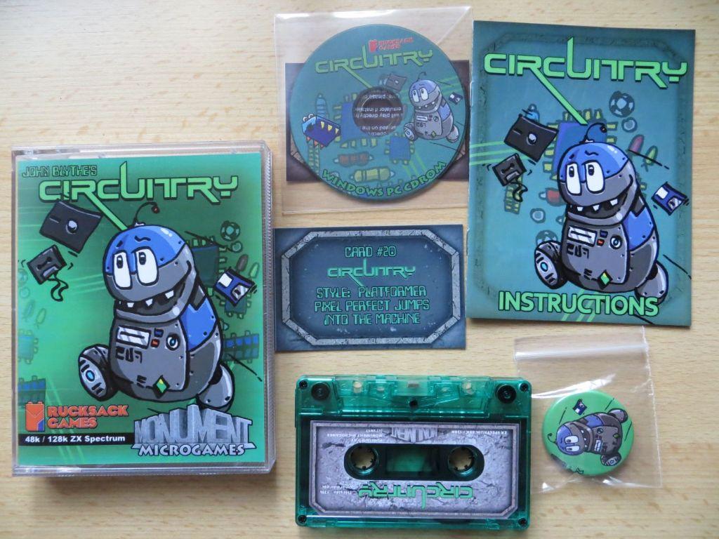 Circuitry - komplett
