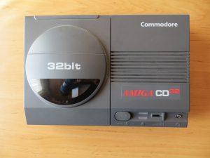 Commodore Amiga CD32