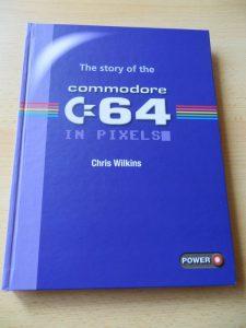 Commodore C64 in Pixels