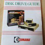 Cumana Diskettenlaufwerk - Disk Drive Guide