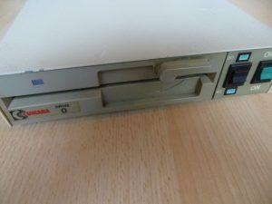 Cumana Diskettenlaufwerk - Vorderseite