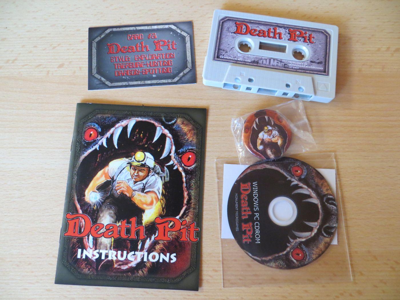 Death Pit - komplett