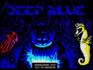 Deep Blue - Ladescreen