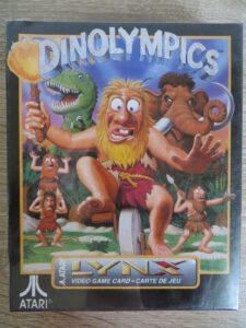 Dinolympics