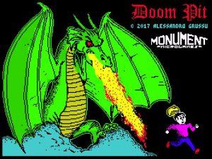 Doom Pit - Ladescreen