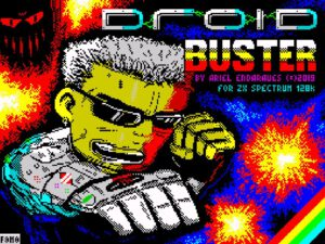 Droid Buster - Ladescreen