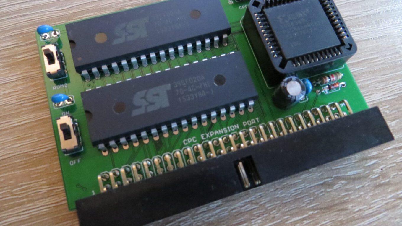 Dual ROM