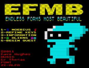 EFMB Titelscreen
