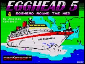 Egghead 5 - Ladescreen