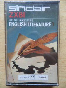 English Literature 1