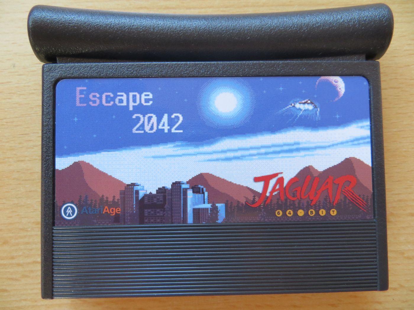 Escape 2042 - Cartridge