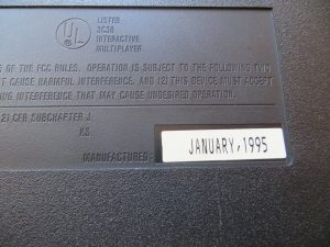 FZ-10 - Produktionsdatum