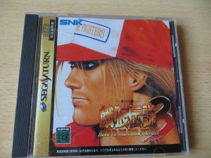 Fatal Fury 3 Road to the Final Victory jap.