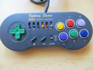Fighting Sword Controller