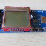 Floppy Emulator - Platine