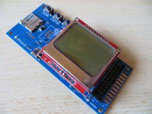 Floppy Emulator - Platine 2