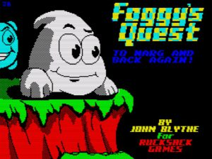 Foggy's Quest: To NARG and back again - Ladescreen