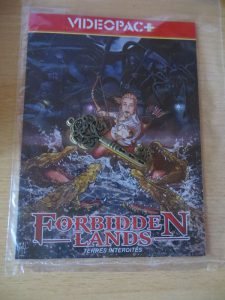 Forbidden Lands - Game Manual