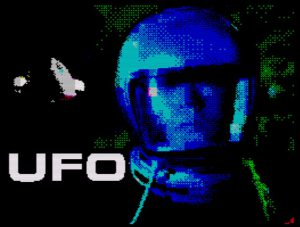 Gerry Anderson's UFO - Ladescreen